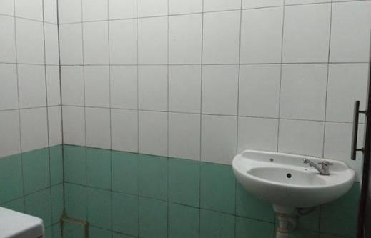 JF Hotel Bandung - toilet