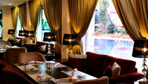Hotel Grand Kemang - Sperta Restaurant