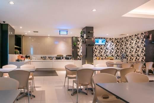 Hotel 88 Mangga Besar 120 Rumah Sakit Husada - Restaurant