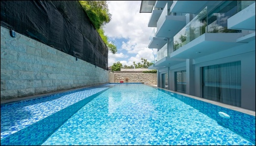 The Capital Hotel and Resort Bali - pool