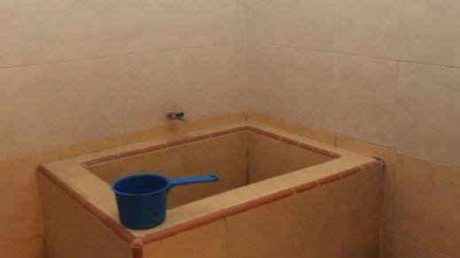 Hotel Toba Nauli Danau Toba - Bathroom