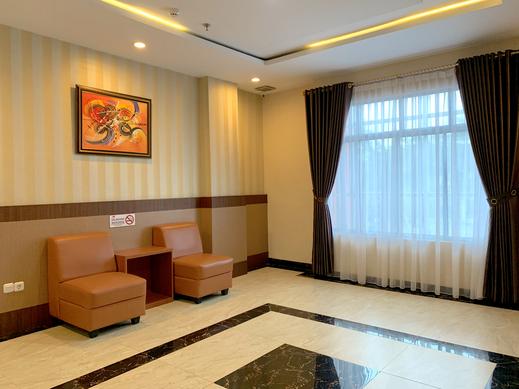 Parma Star Hotel Pekanbaru - Common spaces