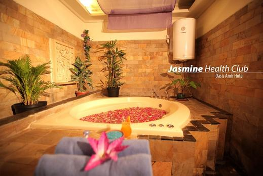Oasis Amir Hotel Jakarta - Massage
