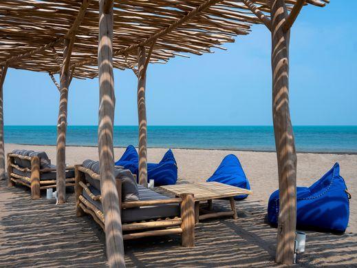 Novus Jiva Anyer Villa Resort and Spa Serang - beach