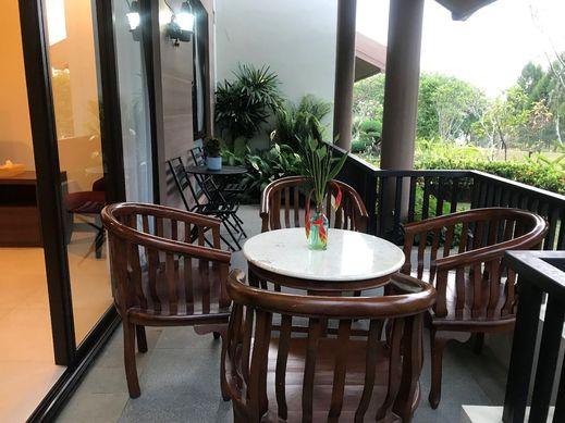 Luxurious Modern Villa at Vimala Hills Puncak - Terrace