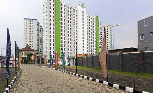 RedDoorz Apartment @Ciputat 2 Jakarta - Eksterior