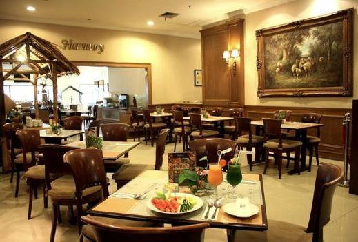 The Majesty Hotel Bandung - Restaurant