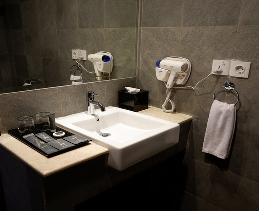 Horison Ultima Bhuvana Ciawi Bogor - Bathroom