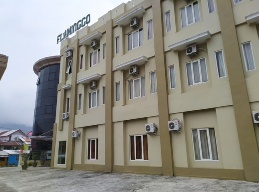 Rangkayo Basa Hotel Padang Panjang Padang Panjang - bangunan