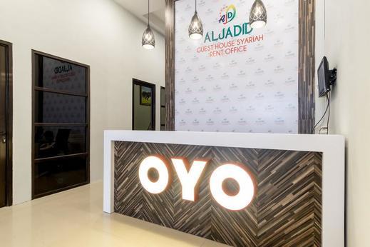 OYO 456 Aljadid Guest House Syariah Medan - Reception