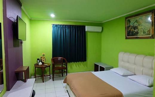Tinggal Standard Otista Raya 153 Jakarta - Kamar tidur
