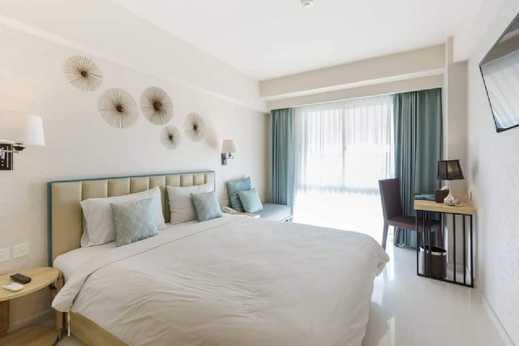 Solaris Hotel Bali - Kamar Deluks