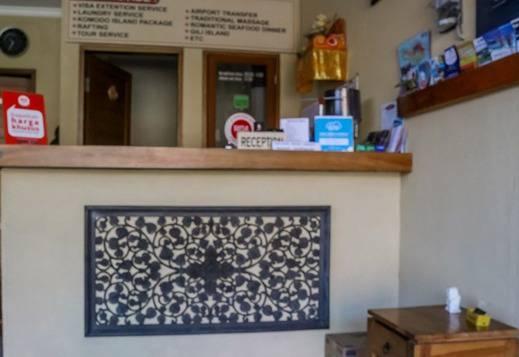 NIDA Rooms Bali Danau Tamblingan - Resepsionis