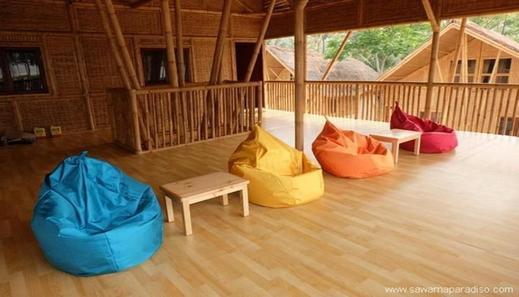 Sawarna Paradiso Lebak - Interior
