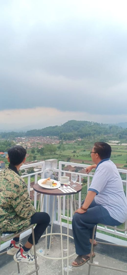 Rayana Resort Malang - View