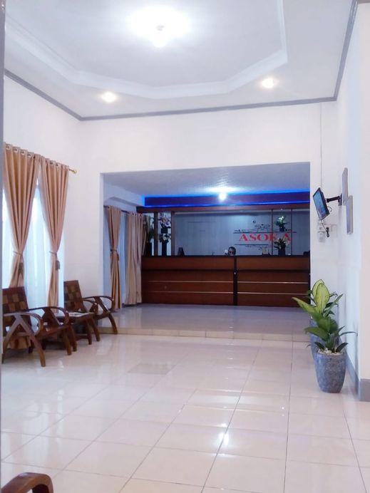 Hotel Asoka Padang Syariah Padang - interior