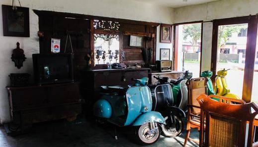 Comfort Room at Griya Gribig Guest House Malang -