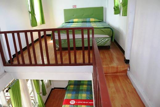NIDA Rooms Garut Otto Iskandar - Kamar tamu