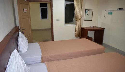 Pandan Makmur Inn Belitung - Bedroom