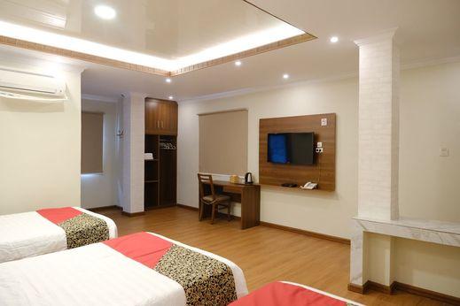 Joyful Hotel Belitung - Suite Triple