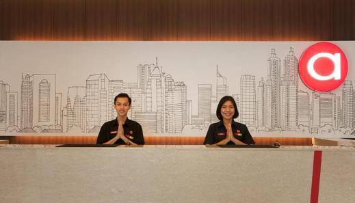 Amaris Hotel Mampang Jakarta - Reception