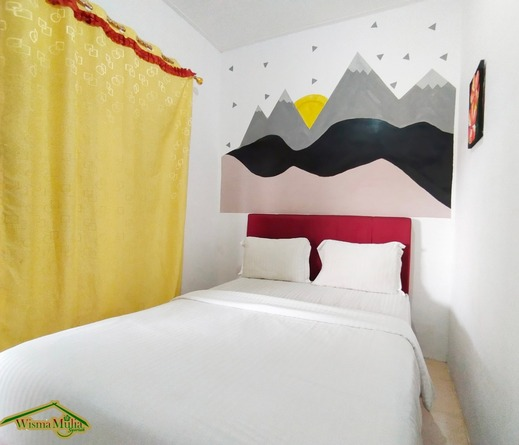 Wisma Mulia Syariah Bandar Lampung - Bed Room