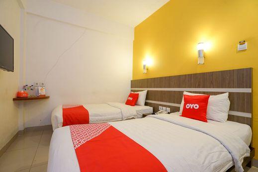 OYO 1727 Hotel 929 Lubuklinggau - Bedroom D/T