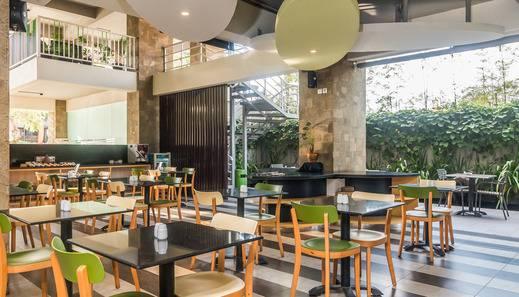 ZenRooms Uluwatu GWK Bali - Restoran