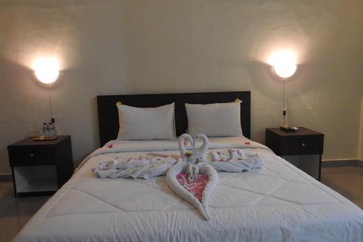 D'Batur Hotel Batulayar Lombok - Superior Room