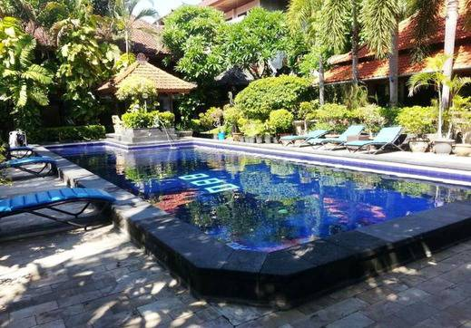 NIDA Rooms Legian 194 Badung Kuta Bali - Kolam Renang