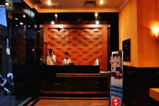 Hotel Aquarius  Banjarmasin - Resepsionis