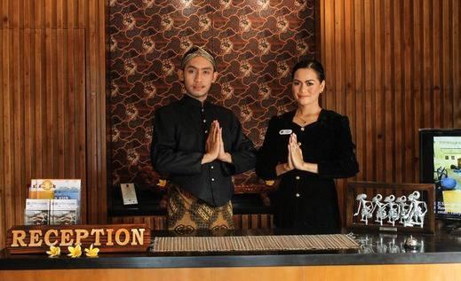 Cantya Hotel Yogyakarta - Staf Hotel