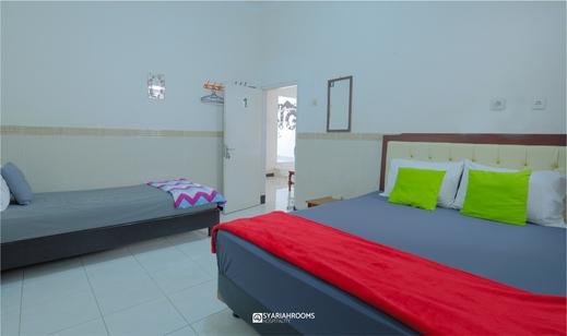 Joyo Homestay Syariah Malang - rooms