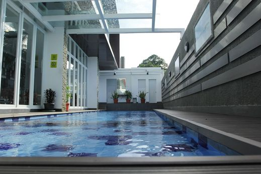 MaxOneHotels at Belstar Belitung Belitung - Indoor Pool