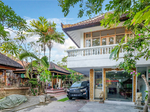 OYO 1610 Chendana Homestay Bali - Facade