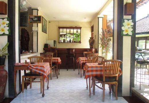 NIDA Rooms Sanur Beach Tamblingan Bali - kafe