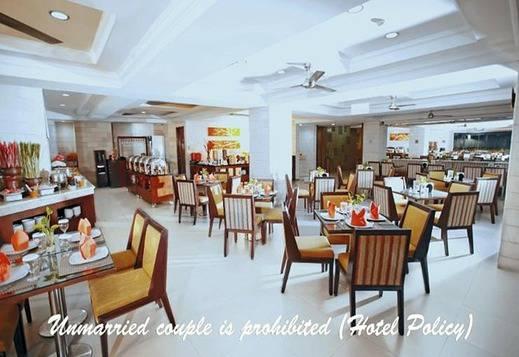 Hotel Alia Cikini - Restoran
