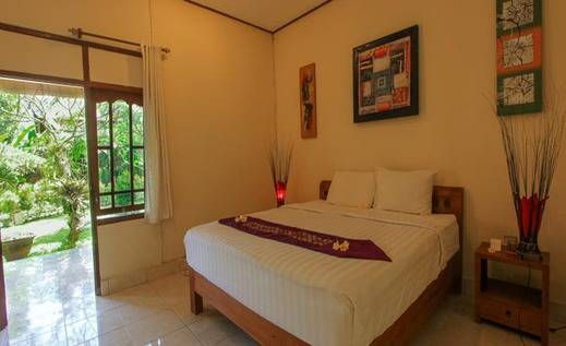 Liyer Spirit House Ubud - Kamar tamu