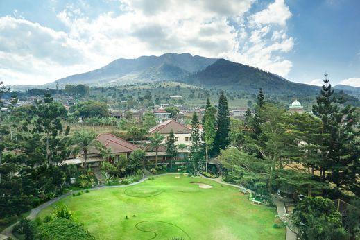Susan Spa & Resort Semarang - pemandangan