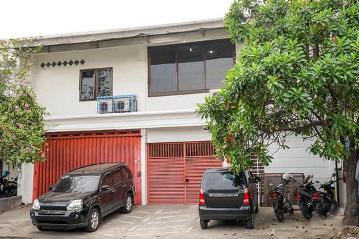 Alibaba Residence Surabaya - Facade
