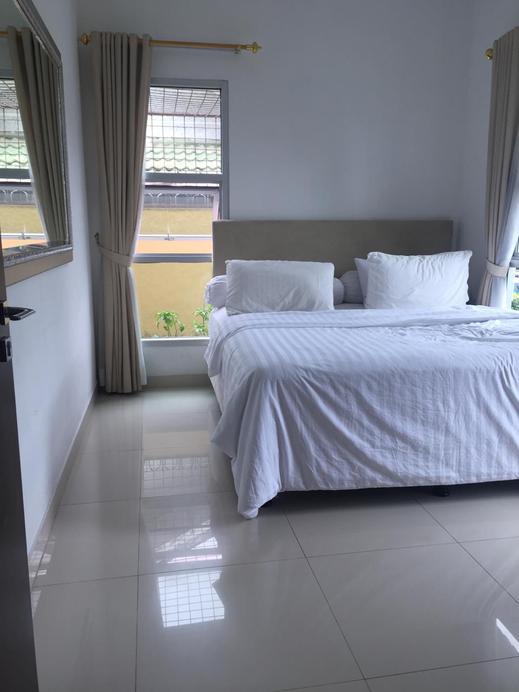 Villa Green Apple N14 Cianjur - Bedroom