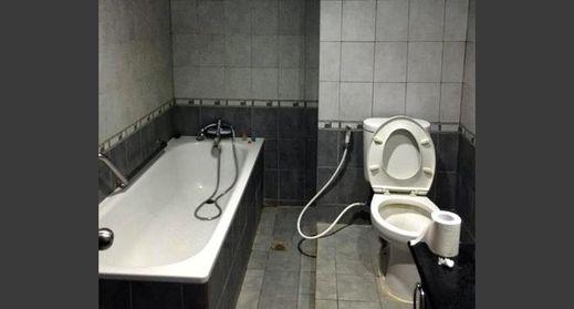 Hotel Gran Central Manado - Bathroom