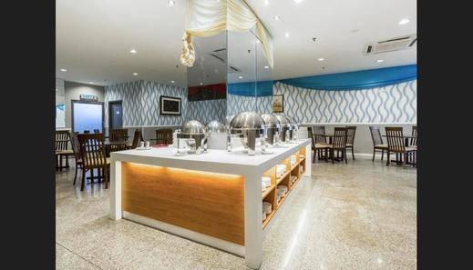 Ray Parc Hotel Kuala Lumpur Kuala Lumpur - Cafe
