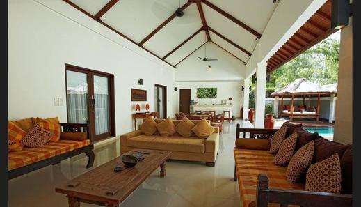 ko-ko-mo Resort Gili Trawangan - Living Area