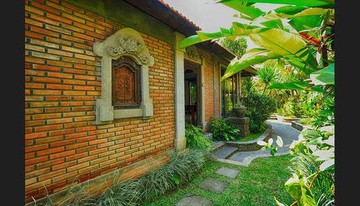 Pondok Dukuh Soca Private Villas Bali - Hotel Entrance