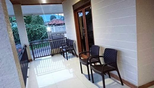 Villa Bumi Lembang Lembang - Interior