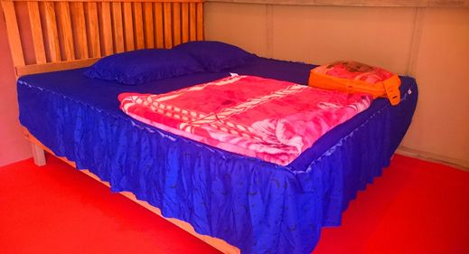 Puncak2 Homestay Berastagi Karo - Bedroom