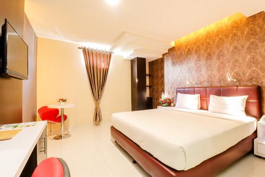 Empress Hotel Makassar - Standard Double Room1