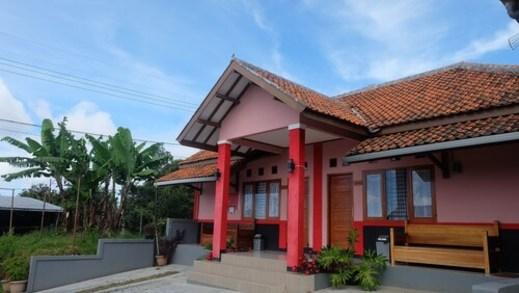 Lembur Incu Syariah Villa Lembang - Exterior