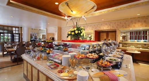 Hotel Ambhara Blok M - Restaurant
